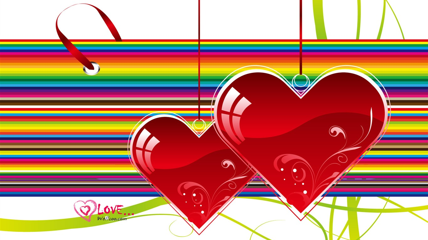Soulmate_-_Valentines_Day_heart-shaped_design_wallpaper