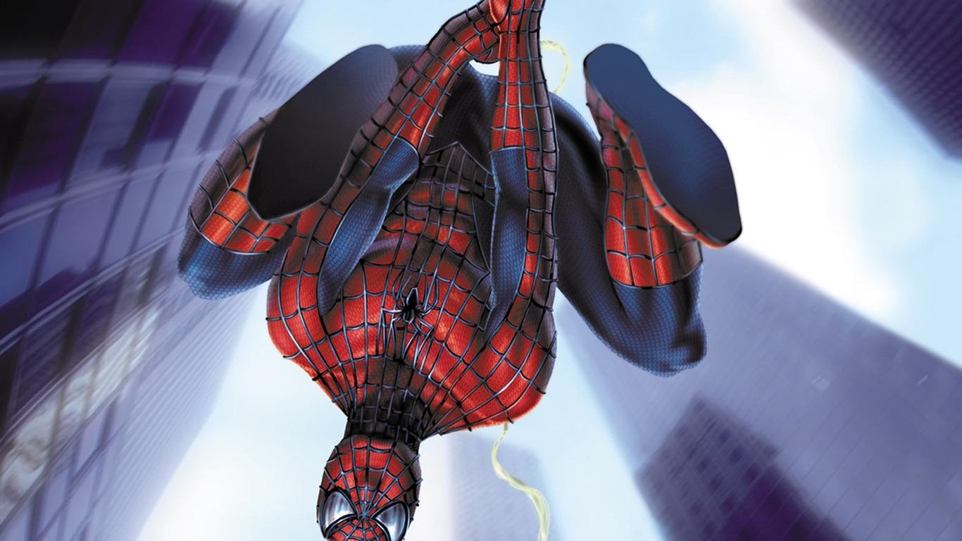 Spider Man 3 Wallpaper Cartoon Games 01 Preview 10wallpaper Com
