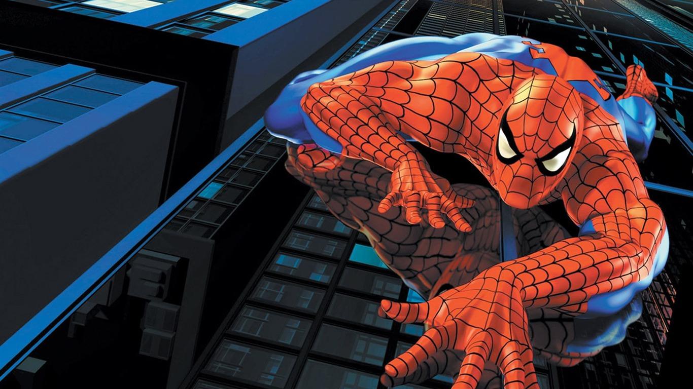 Spider Man 3 Wallpaper Cartoon Games Preview 10wallpaper Com