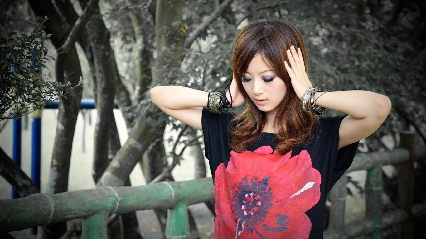 Фото девушки hd