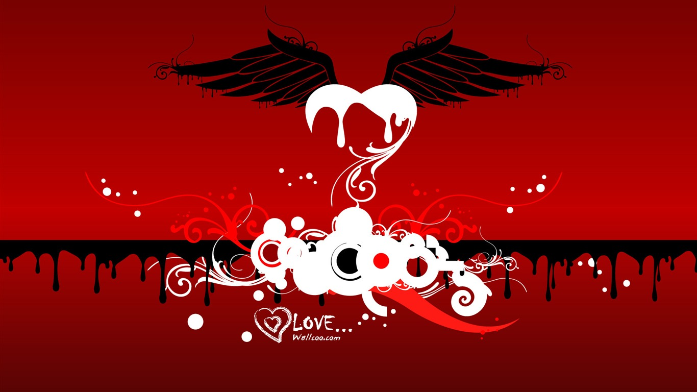Valentines_Day_Design_-_Valentines_Day_wallpaper_illustration_design