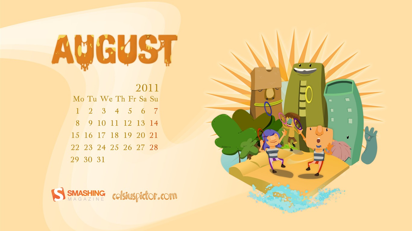 2011-august-wallpaper-Another_Hot_August2011.8.1