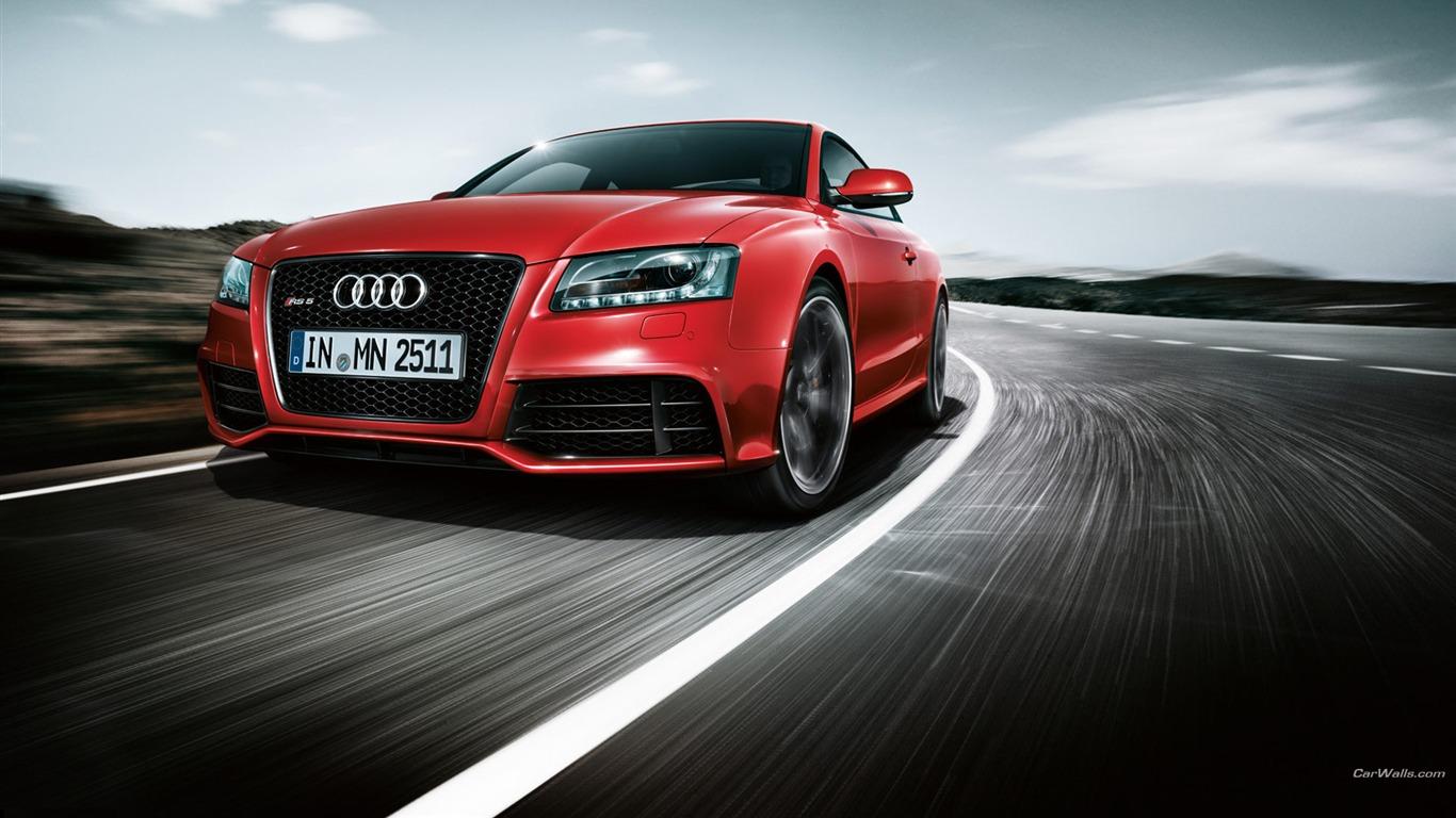Fondo De Pantalla De Escritorio Audi Rs5 14 Avance