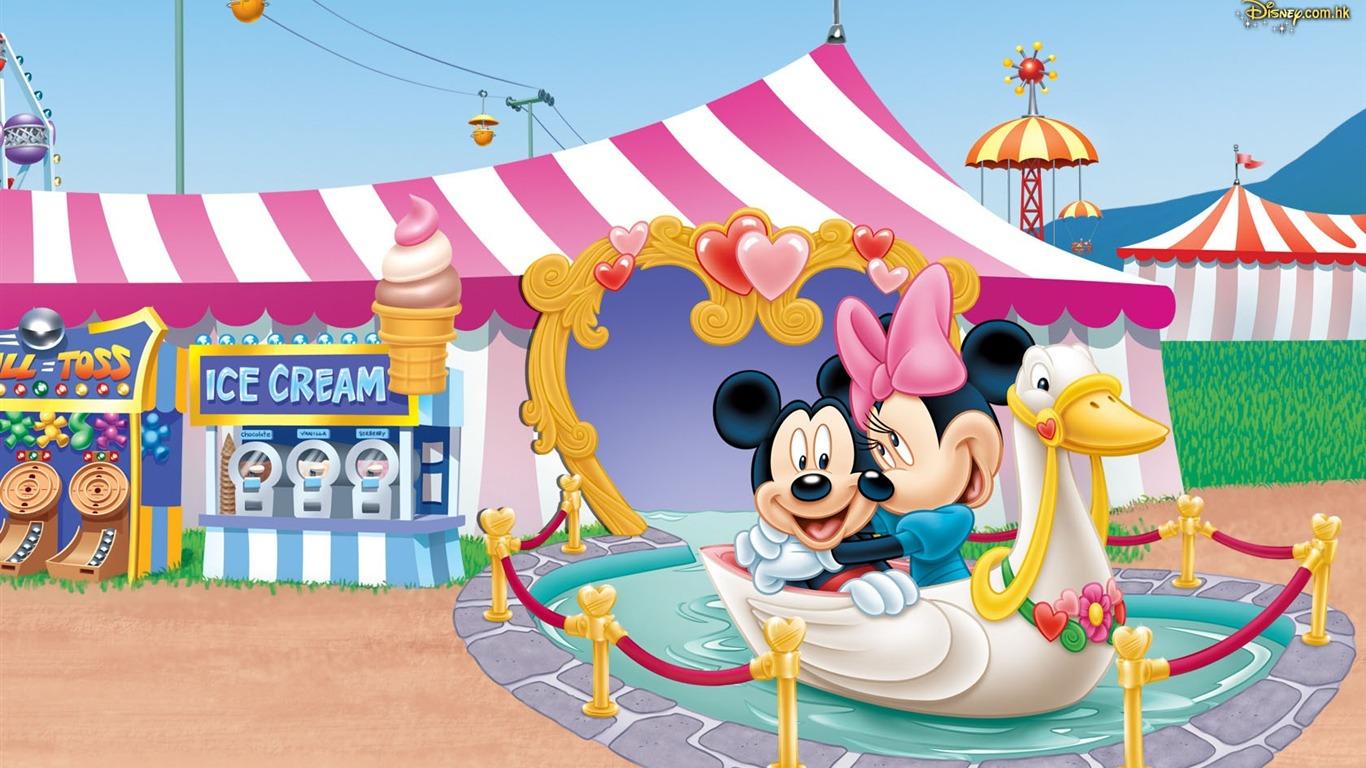 Dibujos Animados De Disney Mickey Mickey Mouse Wallpaper 01