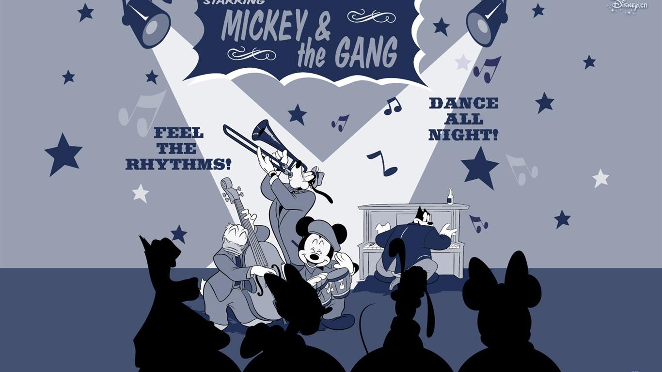 ディズニー漫画 ミッキー ミッキーマウスの壁紙 06プレビュー