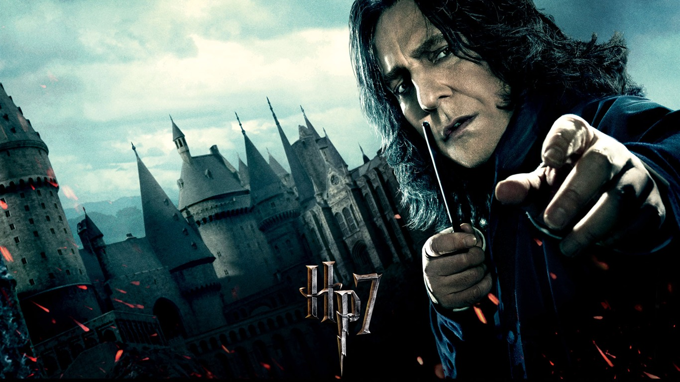 Harry Potter And The Deathly Hallows Hd Movie Wallpaper 05