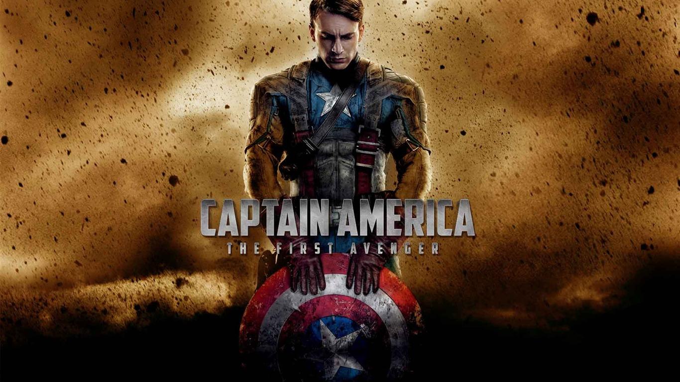 captain americathe first avenger hd movie wallpaper 12