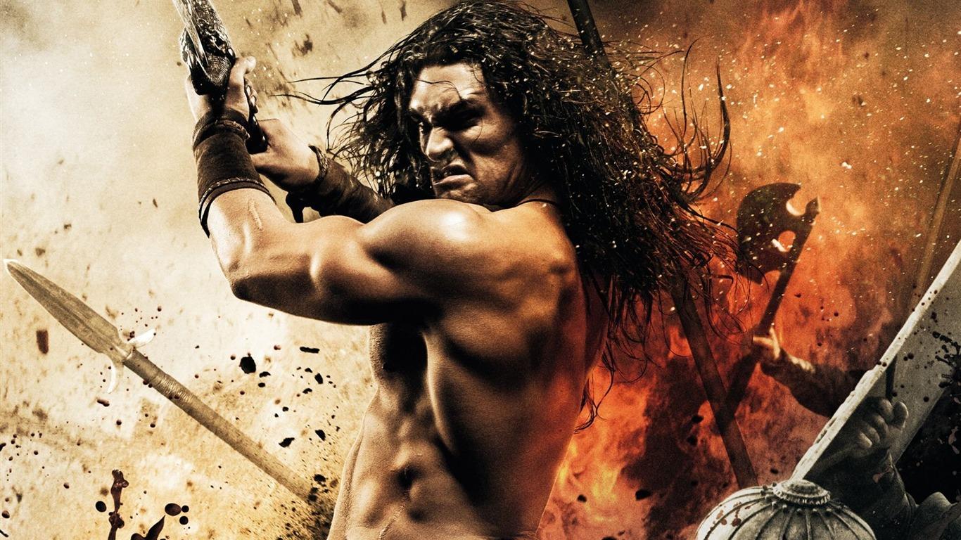Conan The Barbarian 2011 Movie Wallpaper 03 Preview