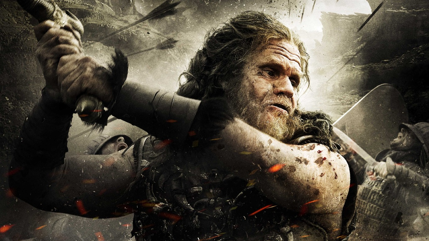 Conan The Barbarian 2011 Movie Wallpaper 04 Preview