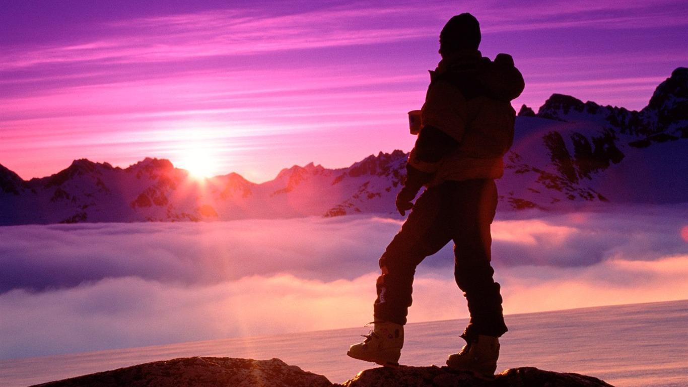 登山 アウトドアスポーツの壁紙 2番目のシリーズプレビュー 10wallpaper Com
