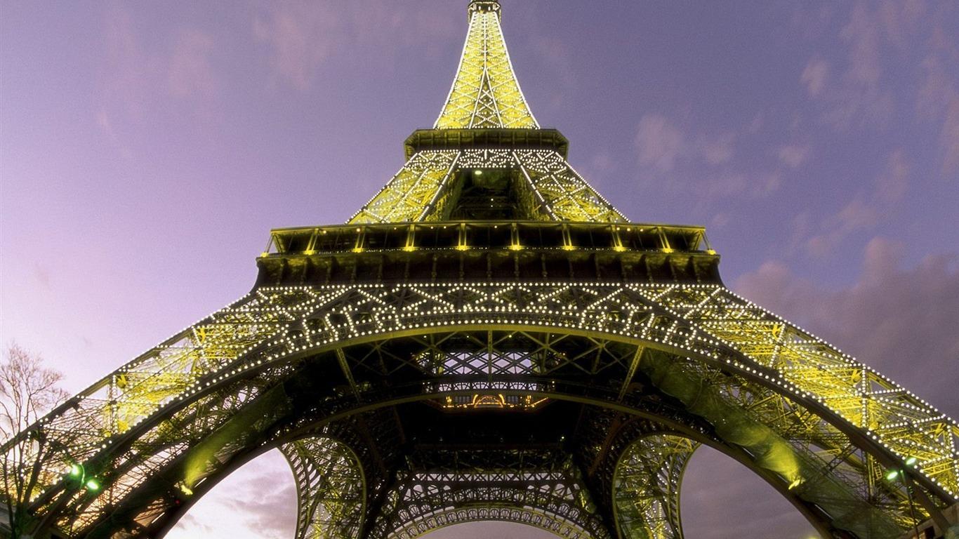 パリ エッフェル塔の壁紙の外観プレビュー 10wallpaper Com