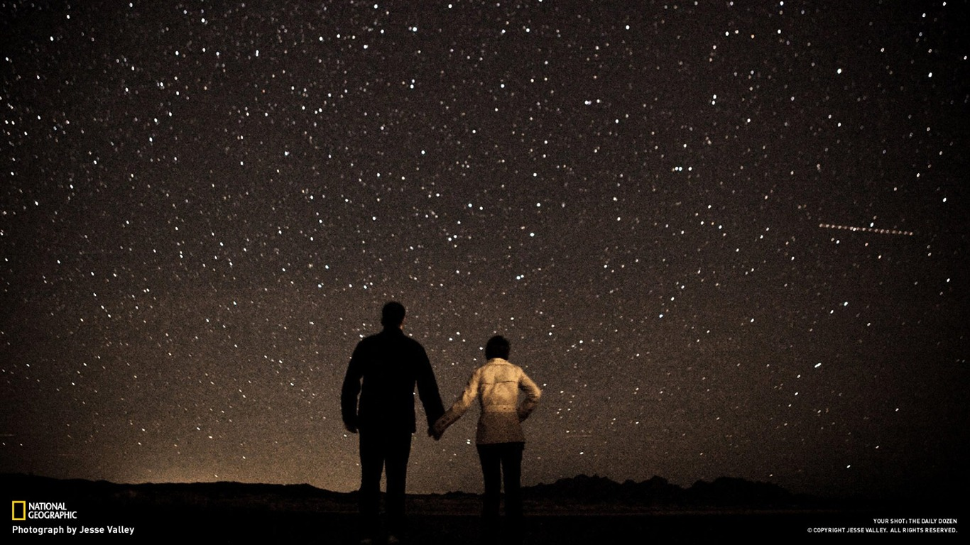 Fuimos A Ver La Lluvia De Meteoritos Leónidas National
