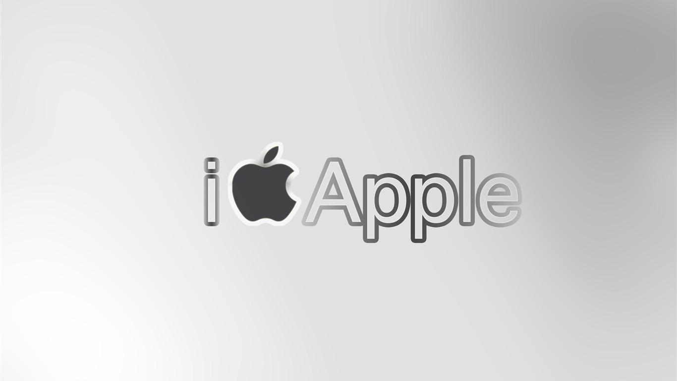 L Love Apple ブランドの壁紙の選択プレビュー 10wallpaper Com