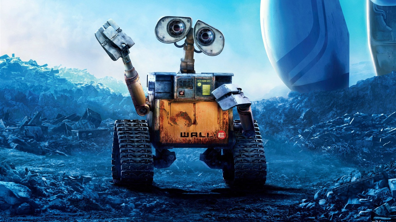 Film de Disney WALL-E Wallpaper