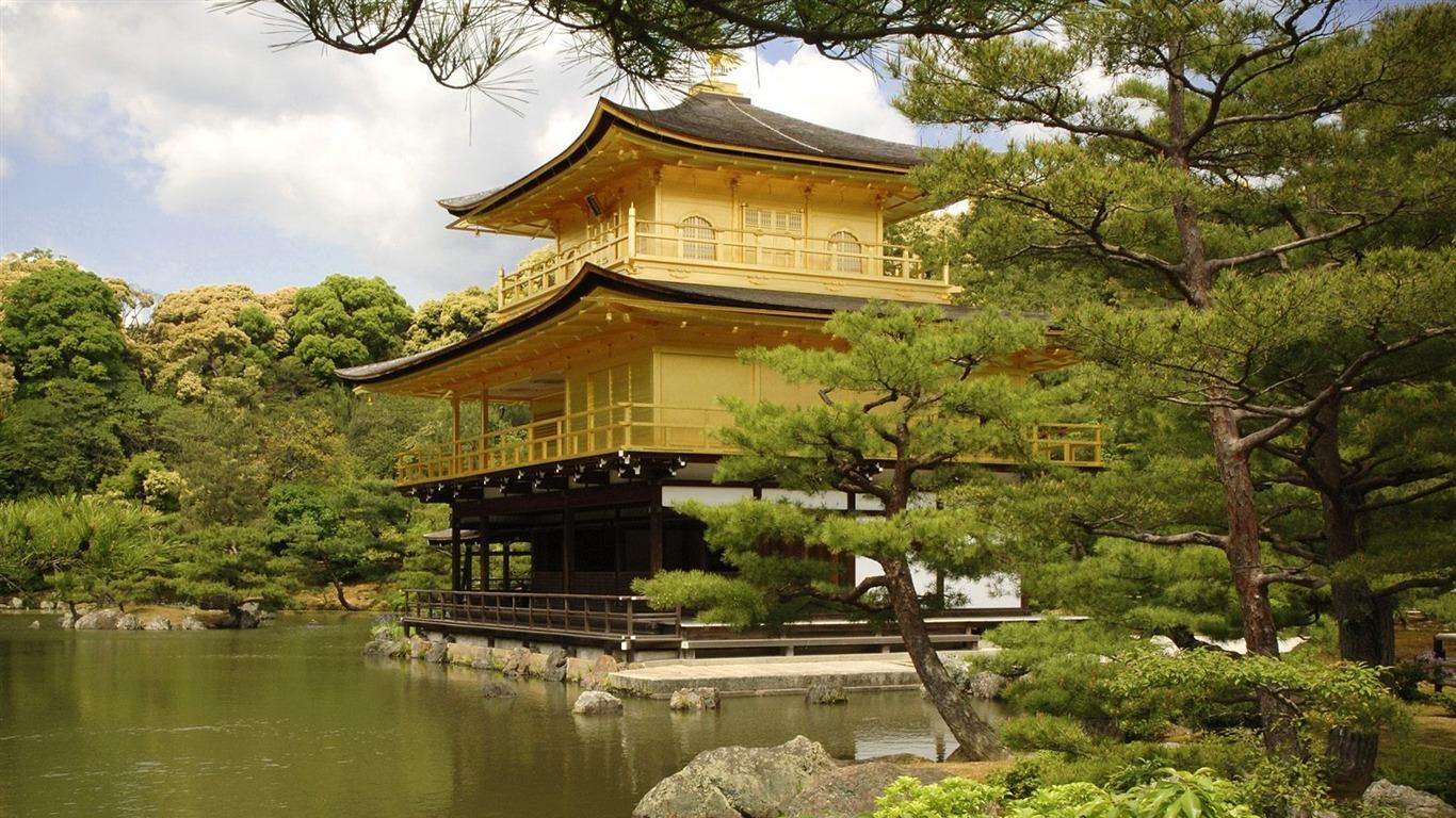 金閣寺日本京都 世界の旅 写真撮影の壁紙のプレビュー 10wallpaper Com