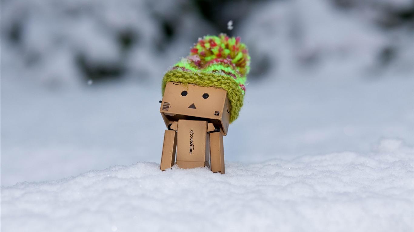 ダンボの検出雪 デスクトップの壁紙の冬景色プレビュー 10wallpaper Com
