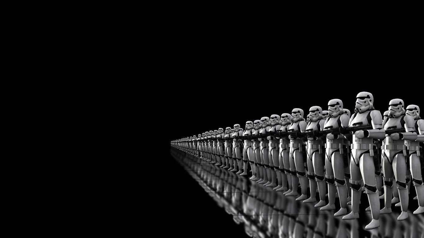 スターウォーズ 帝国ストームトルーパーシリーズのデスクトップ壁紙