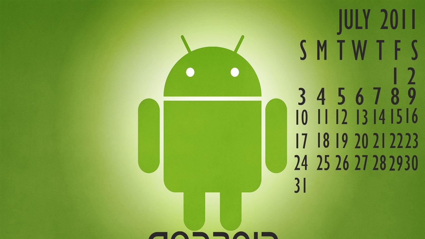 英伟达logo壁纸_Android的日历-Android(安卓)的标志机器人桌面壁纸预览 | 10wallpaper.com