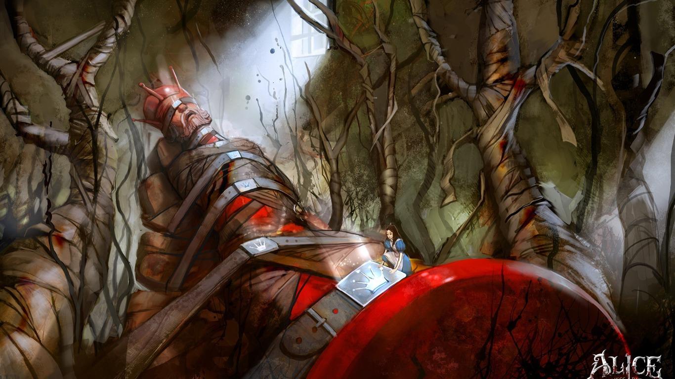 Alice Madness Returns Hd Game Wallpaper 11 Preview 10wallpaper Com