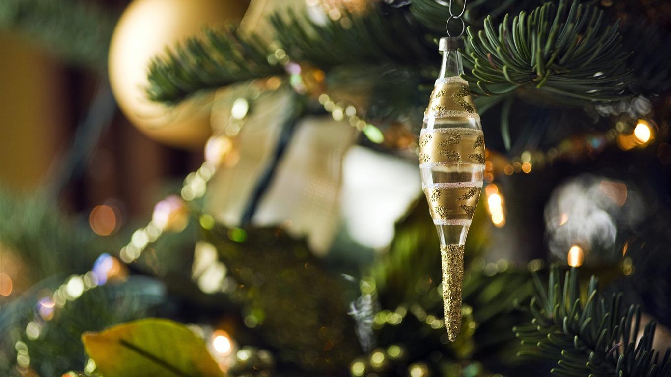 ノスタルジッククリスマスの装飾品の壁紙プレビュー 10wallpaper Com