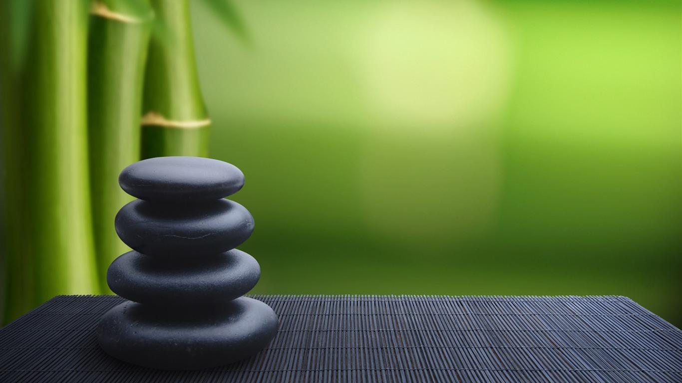 Zen Stones Background Creative Design Fondos De Escritorio