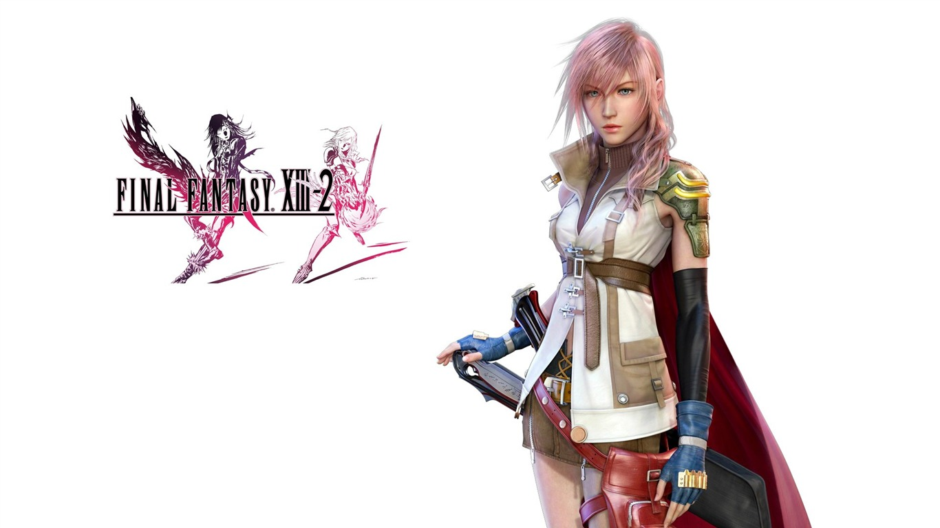 Final Fantasy Xiii 2 Game Hd Wallpaper 15 Preview 10wallpaper Com