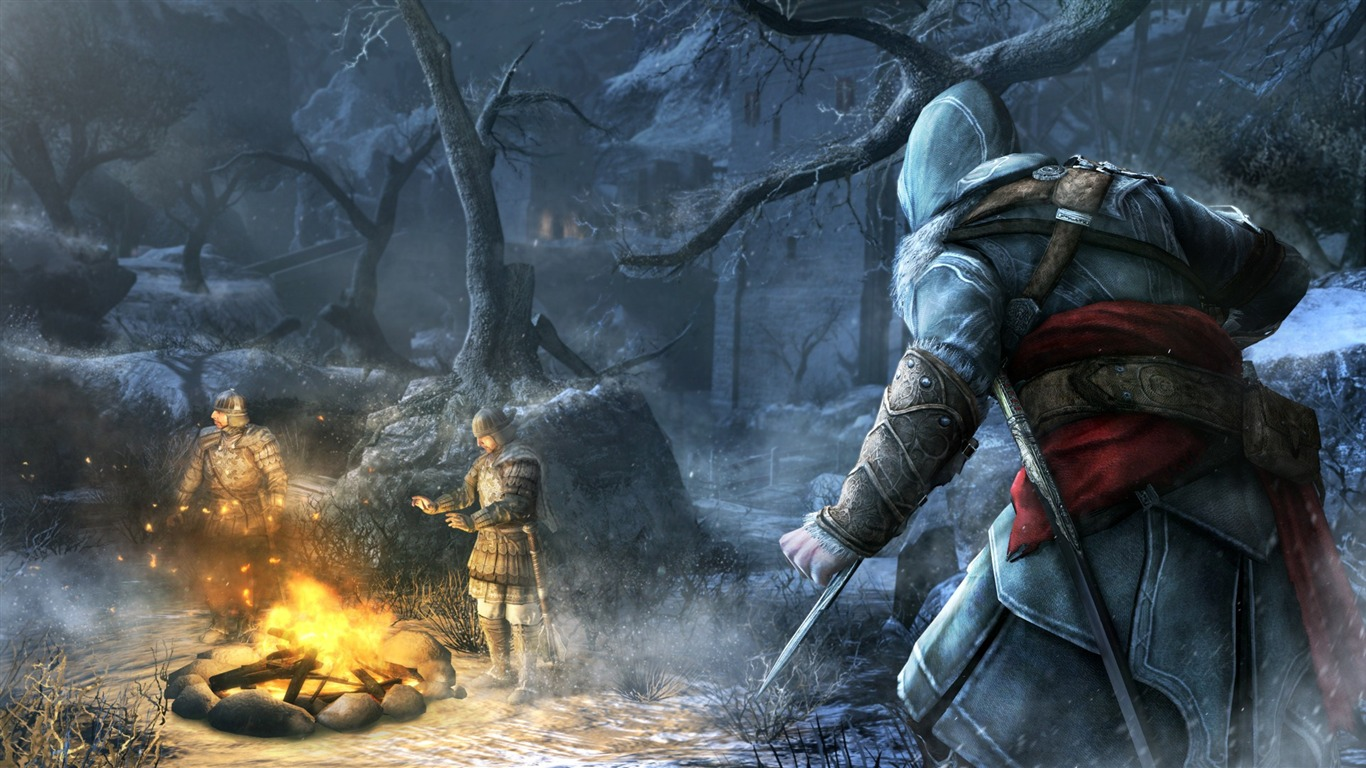 Assassins Creed Revelations Game Hd Wallpaper 16 Avance