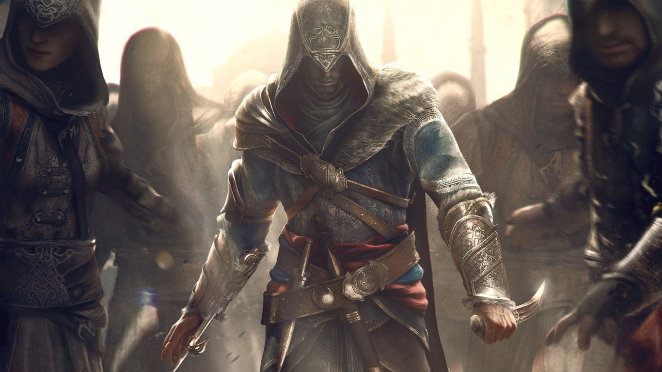 Assassins Creed Revelations Game Hd Wallpaper 22 Avance