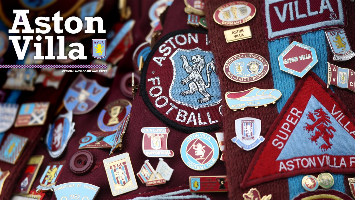 Badge Brilliance-Aston Villa Football Club HD Desktop