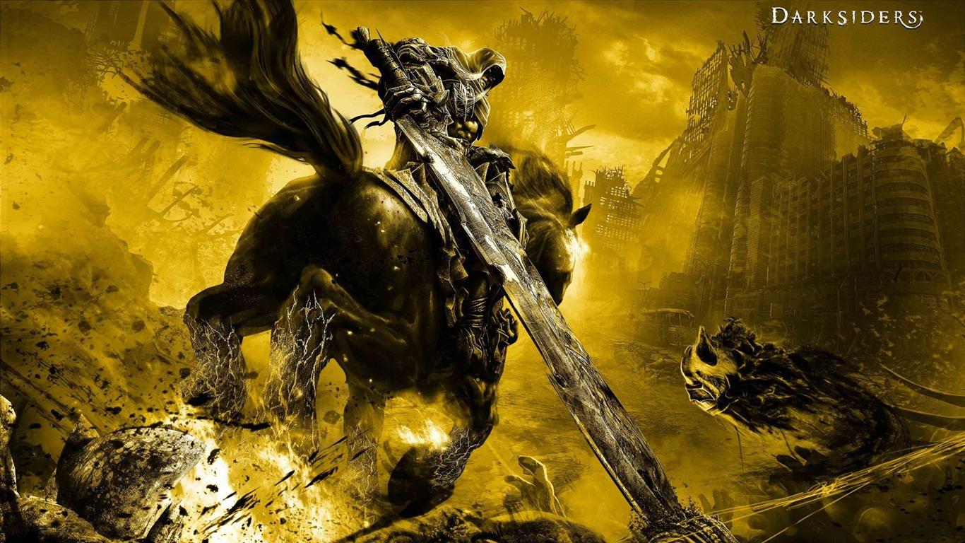 Darksiders2 Hd Game Desktop Wallpaper 14 Preview