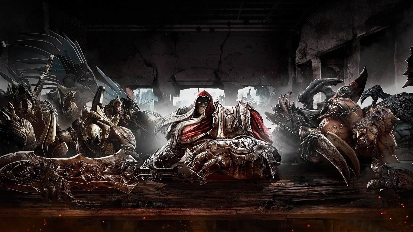 Darksiders2 Hd Game Fondos De Escritorio 15 Avance