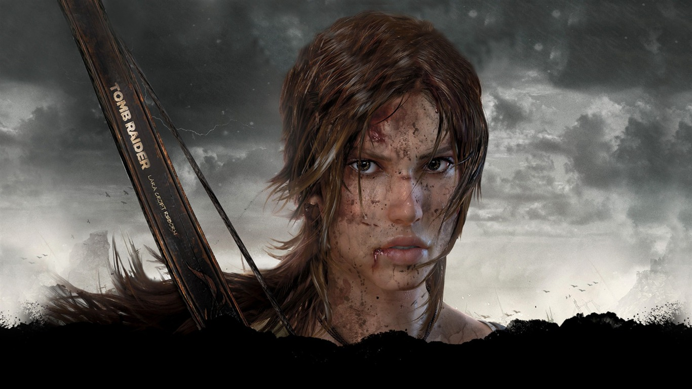 Tomb Raider 9 Game HD fondo de pantalla 04