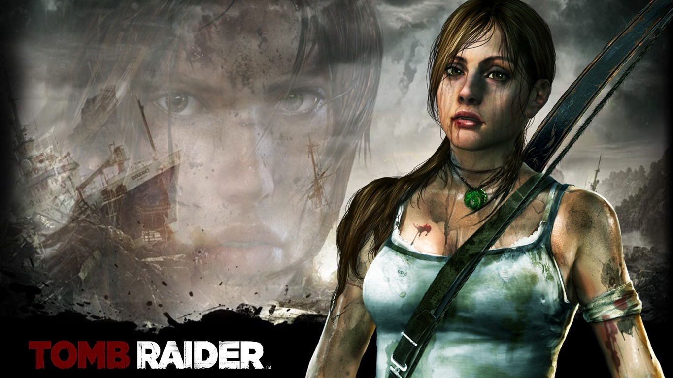 tomb raider 9 game hd wallpaper 17 view. Black Bedroom Furniture Sets. Home Design Ideas