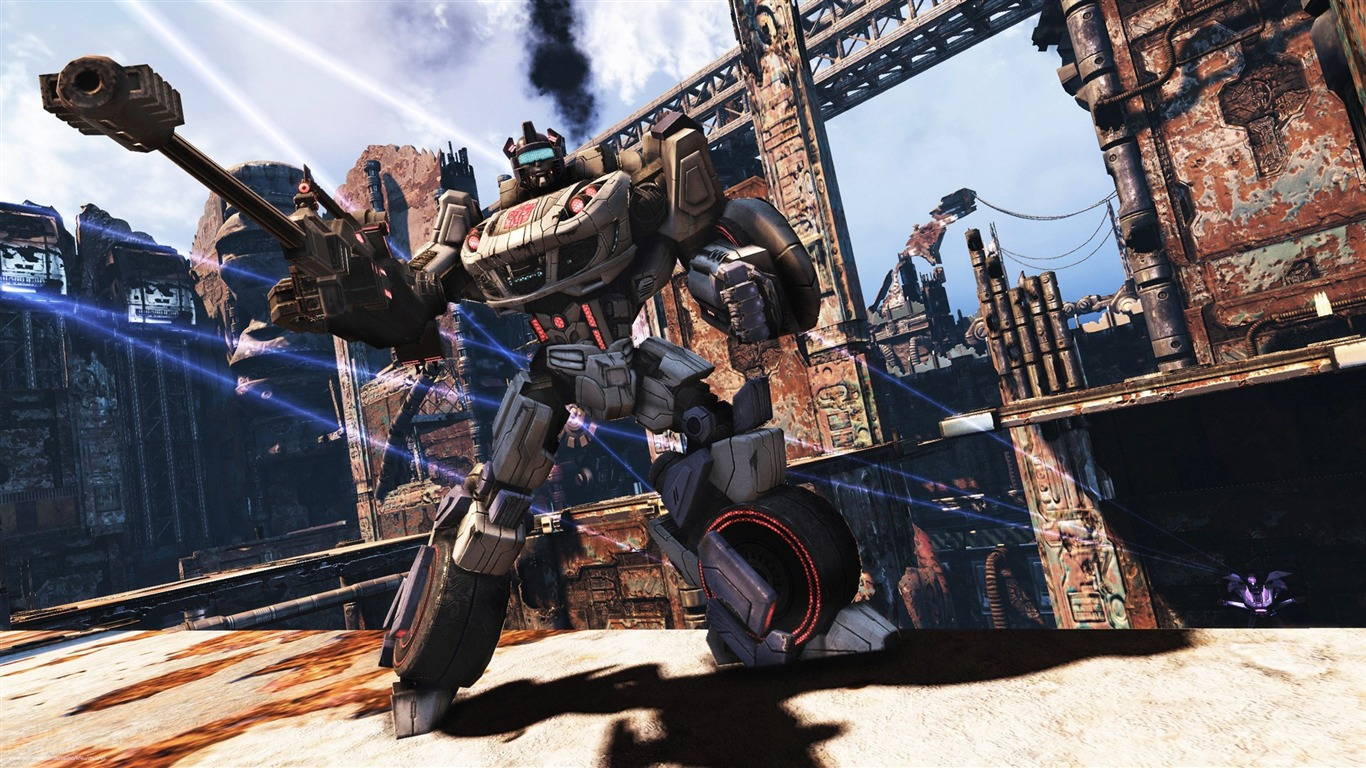 Transformers Fall Of Cybertron Hd Game Wallpapers 09 Preview