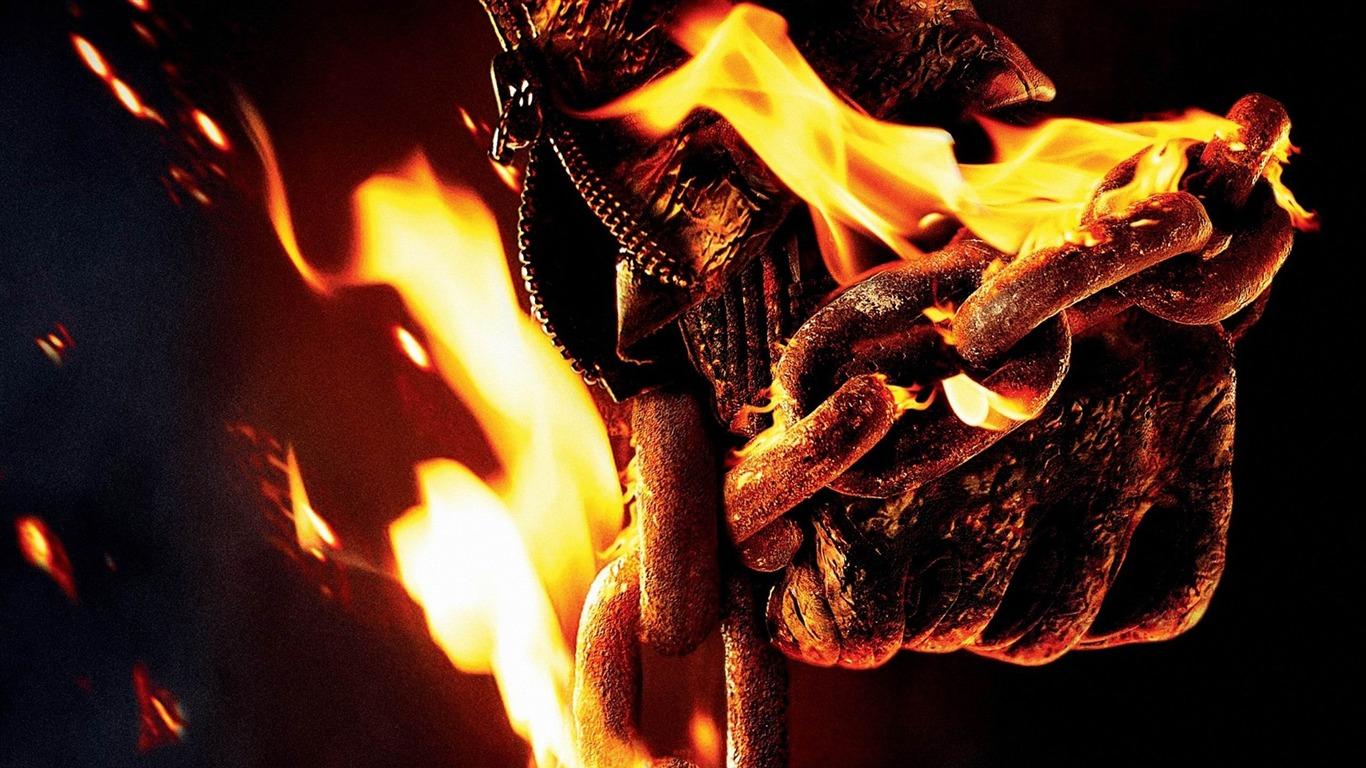 復讐のゴーストライダーの精神 2011年映画の壁紙の選択プレビュー