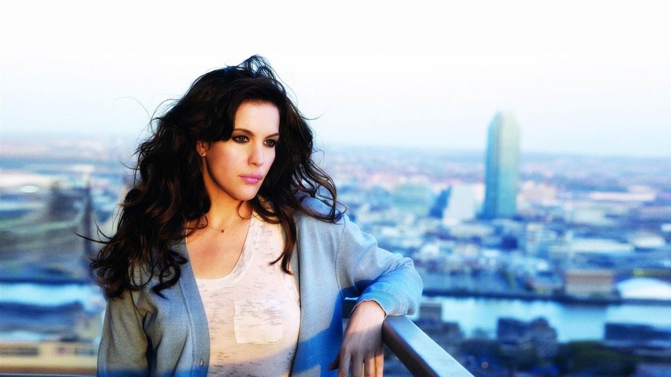 Liv Tyler Película Estrella Hd Fondo De Pantalla Avance