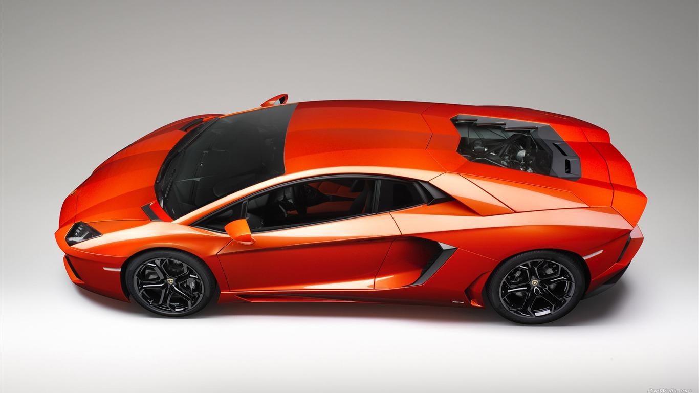Lamborghini Aventador J Concept Wallpaper 01 Preview 10wallpaper Com