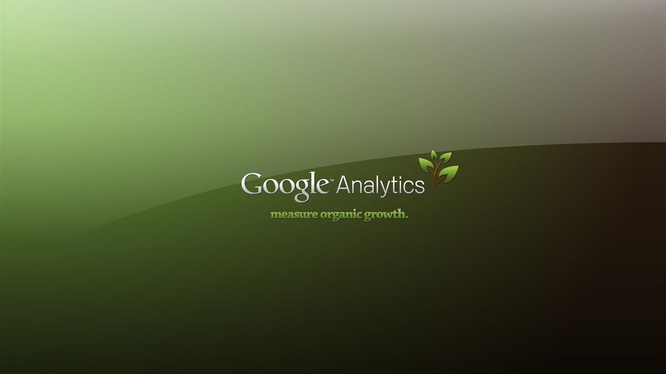 Google Analytics コンピュータ関連のデスクトップの壁紙プレビュー