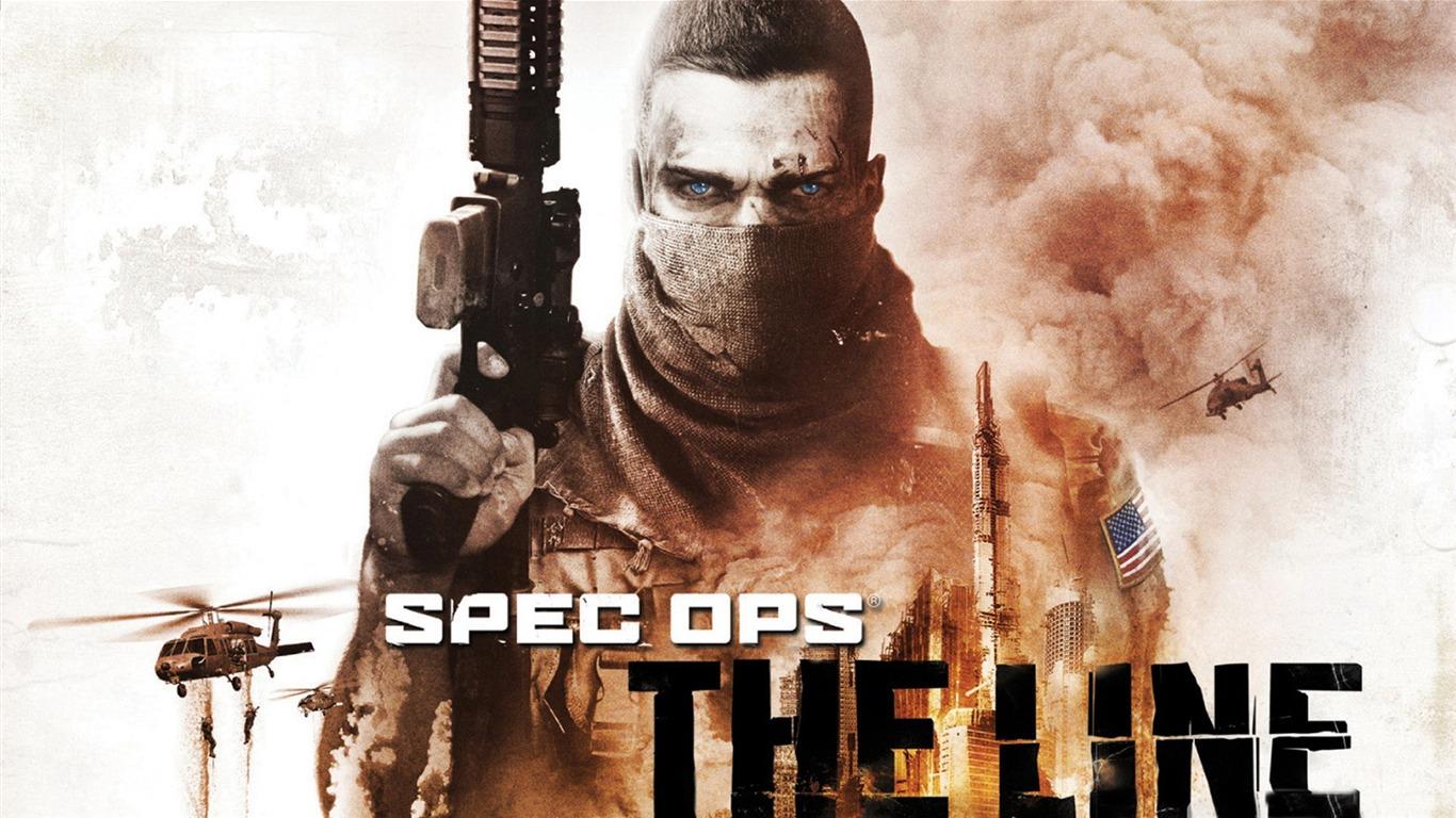 spec ops the line-Game HD seleção de papel de parede Visualização ...
