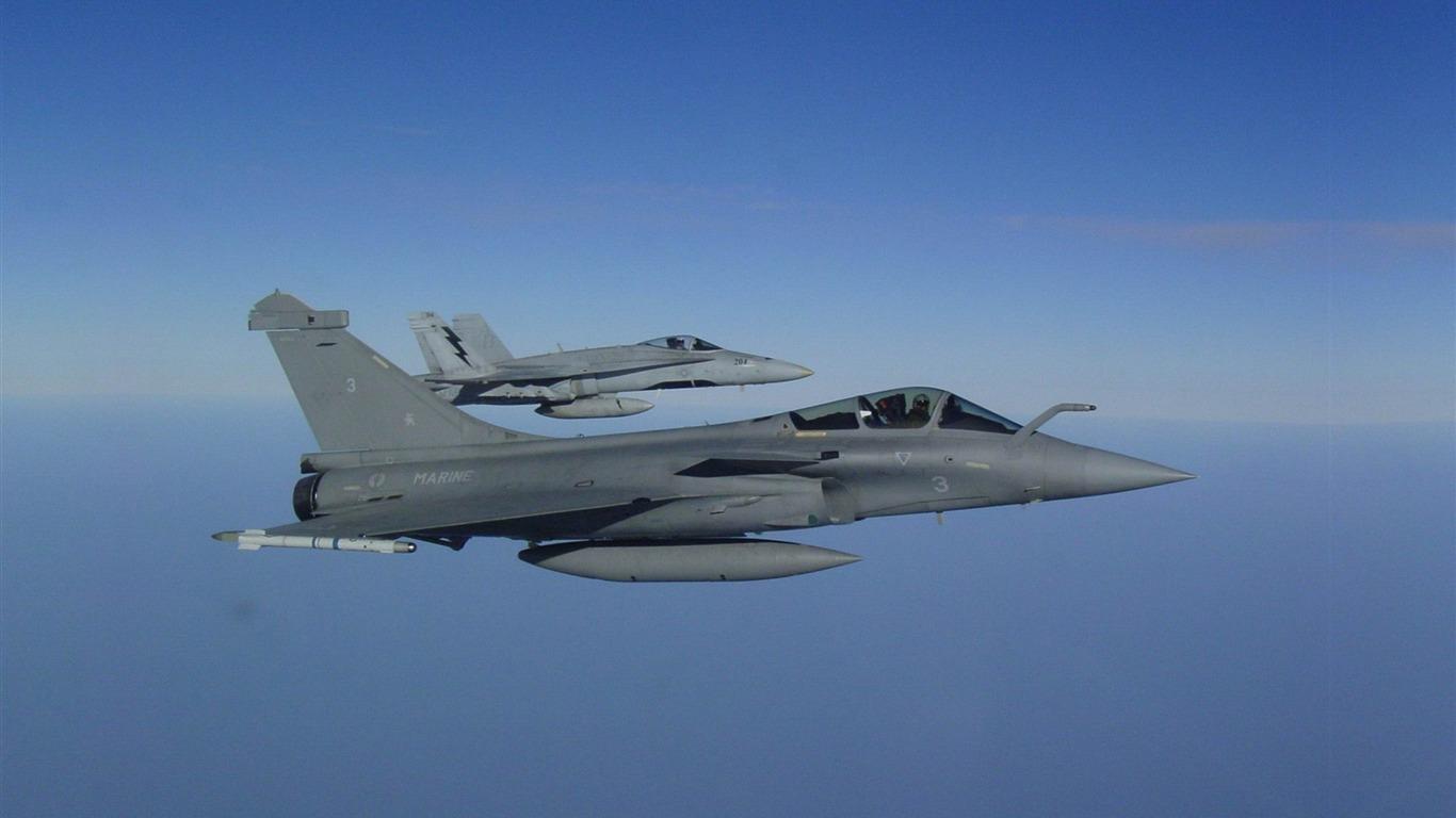 Dassault Rafale 01 Military Aircraft Hd Fondo De Pantalla