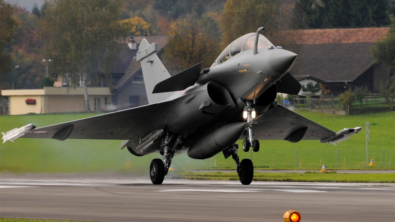 Dassault Rafale 02 Military Aircraft Hd Fondo De Pantalla