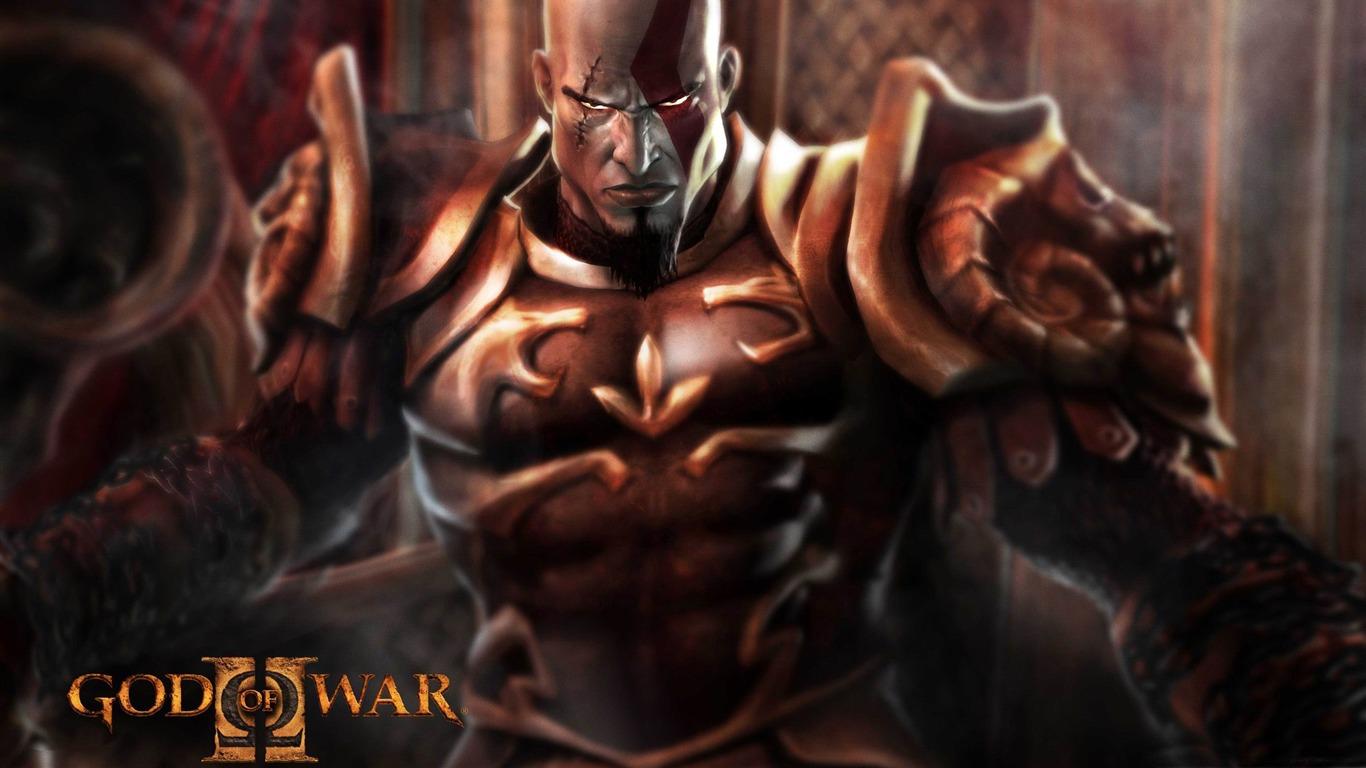 God Of War Hd Game Wallpaper 16 Avance 10wallpapercom