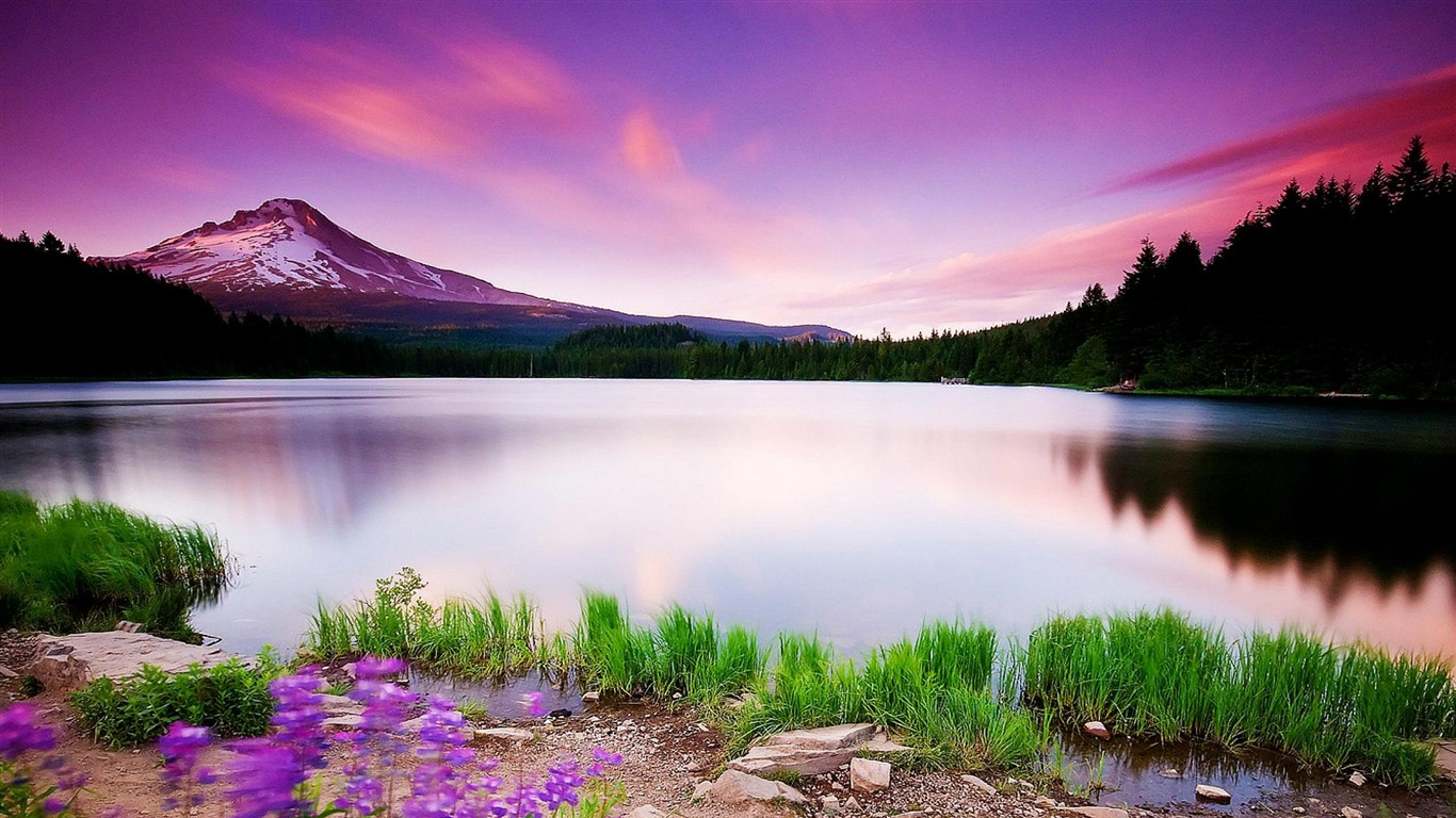 10000 Best Nature Wallpapers Backgrounds Photos By: Lac Du Ciel-Paysages Nature Wallpaper Aperçu