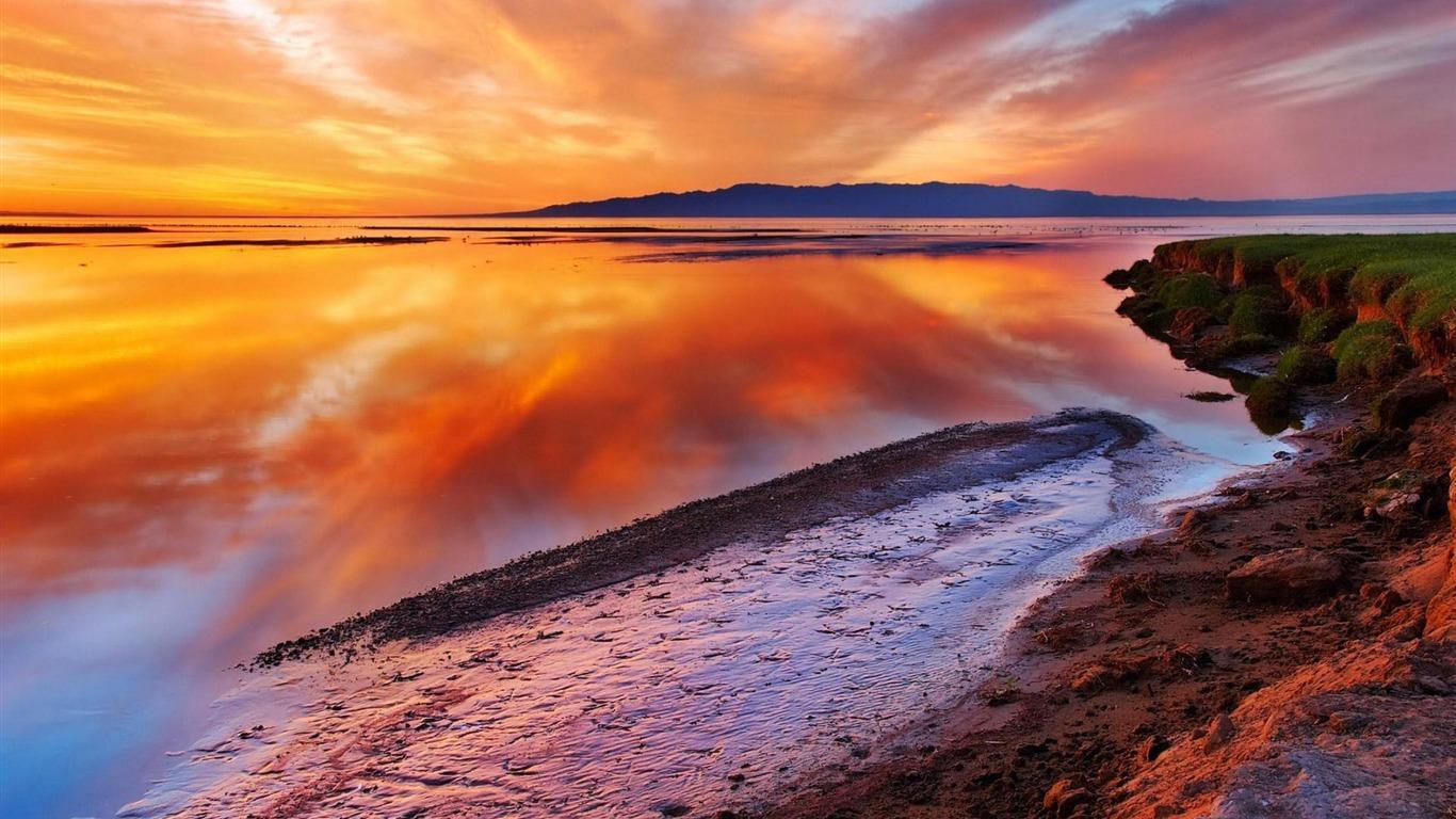 燃える海 世界で最も美しい風景の壁紙プレビュー 10wallpaper Com
