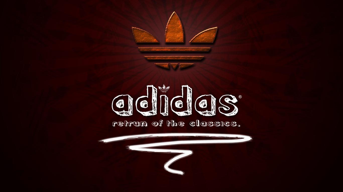 Adidas fond d 39 cran publicit de marque aper u for Fond ecran marque