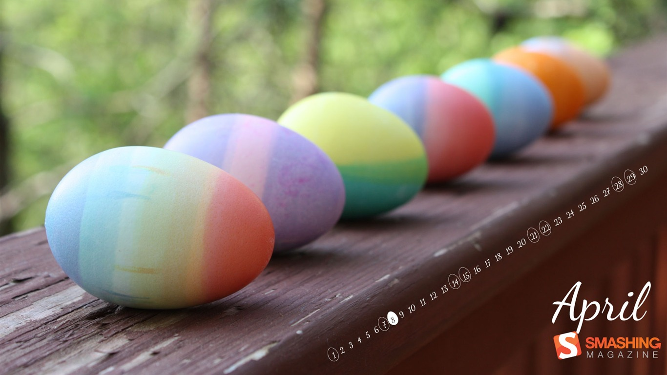 dyed_eggs-April_2012_calendar_themes_wallpaper2012.4.1