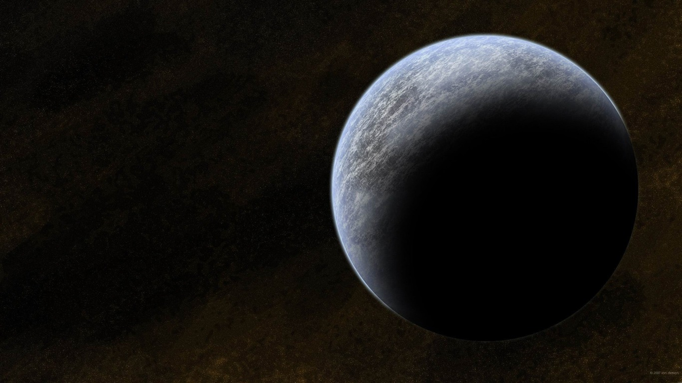 ice_planet-Magical_space_photography_wallpaper2012.4.22