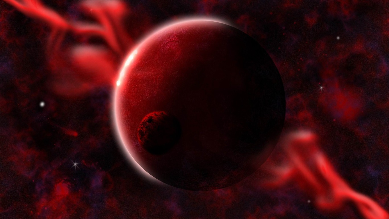 red_planets-Magical_space_photography_wallpaper2012.4.22