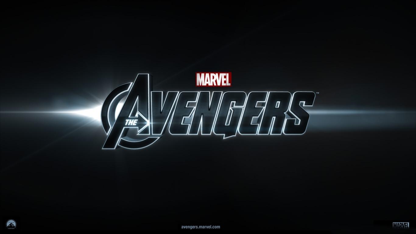 Pantalla De Título The Avengers 2012 Hd Wallpapers Avance