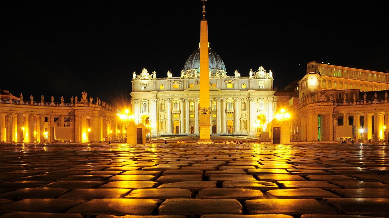 vatican_city-Urban_Landscape_Wallpaper